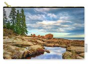 Otter Point Reflections Carry-all Pouch