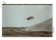 Otto Lilienthal Gliding Experiment Carry-all Pouch