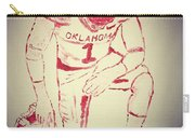 Ou Football Prayer Carry-all Pouch