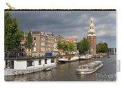 Oudeschans And Montelbaanstoren. Amsterdam. Netheralnds. Europe Carry-all Pouch