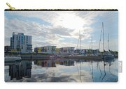 Oulu From The Sea 2 Carry-all Pouch