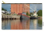 Oulu From The Sea 3 Carry-all Pouch