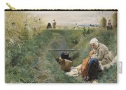 Our Daily Bread Anders Zorn Carry-all Pouch