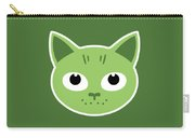 Our Green Cat Birka Carry-all Pouch