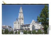 Our Lady Cathedral Antwerp Carry-all Pouch