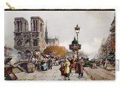 Our Lady For The Quai Saint-michel Carry-all Pouch