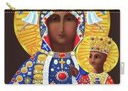 Our Lady Of Czestochowa - Mmcze Carry-all Pouch