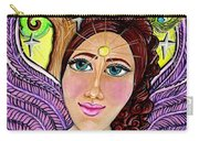 Our Lady Of Self-actualization Carry-all Pouch