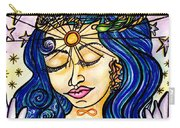 Our Lady Of Self Blessing Carry-all Pouch