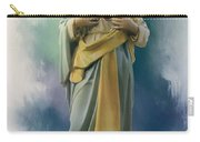 Our Lady Of The Immaculate Heart Carry-all Pouch