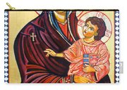 Our Lady Of The Snows  Carry-all Pouch