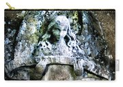 Our Little Angel Stone Carving Horizontal Carry-all Pouch