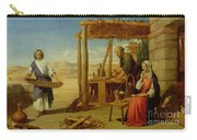 Our Saviour Subject To His Parents At Nazareth Carry-all Pouch by John Rogers Herbert