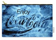 Out Of This World Coca Cola Blues Carry-all Pouch