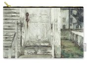 Out The Back Door Pencil Carry-all Pouch