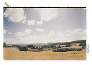 Outback Ridgley In Scenic Tasmania, Australia Carry-all Pouch