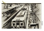Outbound Train Carry-all Pouch