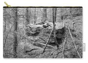 Outcrop, Woods, Dipton Burn Carry-all Pouch