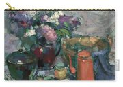 Outdoor Lilacs Carry-all Pouch