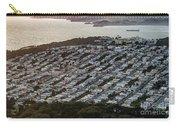 Outer Richmond San Francisco Aerialouter Richmond San Francisco Aerial Carry-all Pouch