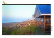 Outerbanks Sunrise At The Beach Carry-all Pouch