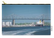 Outerbridge Crossing Carry-all Pouch