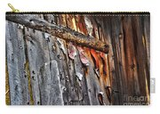 Outhouse Holzworth Historic Site Carry-all Pouch