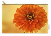 Outrageous Orange Carry-all Pouch by Sandy Keeton