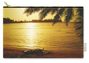 Outrigger At Sunset Carry-all Pouch