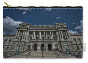 Outside The Library Of Congress Carry-all Pouch