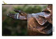 Outstretched Hand Carry-all Pouch