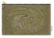 Oval Abstract Panel 6150-5 Carry-all Pouch