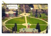 Oval At University Of Montana  Carry-all Pouch