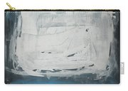 Over Blue Carry-all Pouch