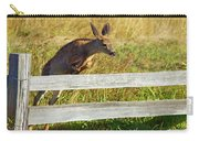 Over The Fence Carry-all Pouch