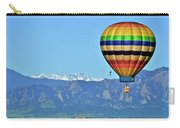 Over The Flatirons Carry-all Pouch
