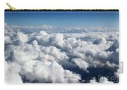 Over The Heavenly Clouds Carry-all Pouch