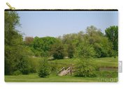 Over The River And Through The Woods In Summer Carry-all Pouch