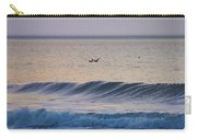 Over The Waves Carry-all Pouch