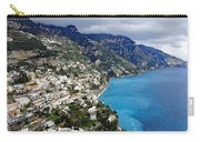 Overall View Of Part Of The Amalfi Coast In Italy Carry-all Pouch