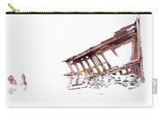 Overexposed Peter Iredale Carry-all Pouch