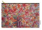 Overflowing Flowers. Carry-all Pouch