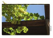 Overhead Grape Harvest - Summertime Dreaming Of Fine Wines Carry-all Pouch
