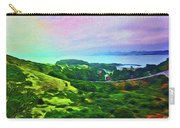 Overlooking San Francisco Bay Carry-all Pouch