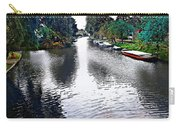 Overrijn Digital Artwork Carry-all Pouch