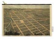 Owatonna, Minnesota 1870 Carry-all Pouch