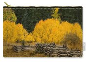 Owl Creek Fence Carry-all Pouch