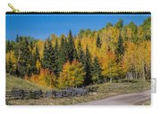 Owl Creek Pass Road 2 Carry-all Pouch