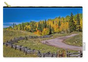 Owl Creek Pass Road Carry-all Pouch
