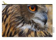 Owl-cry Carry-all Pouch